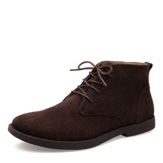 Homens Chelsea Casual Botas Masculinas