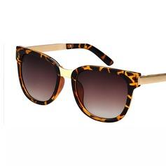 UV400 Retro /Vintage Wayfarer Oculos de sol (201083467)