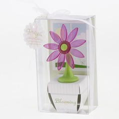 Charmant Design de fleur Caoutchouc Cadeaux Creative (Vendu dans une seule pièce)