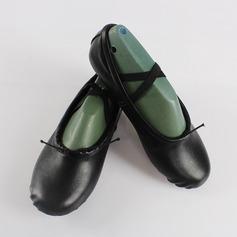 Femmes Similicuir Chaussures plates Ballet Chaussures de danse