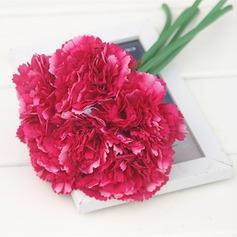 Romântico Cascata Seda artificiais Buquês de noiva/Buquês da nama de honra/Flores da Tabela do Casamento -
