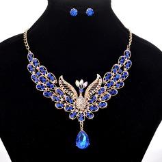 Gorgeous Legering Akryl Damer' Smycken Sets