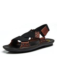 Мужская резиновый вскользь Men's Sandals