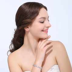 Klassisk stil Zirkon Damene ' Armbånd