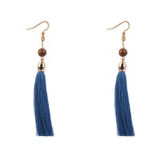 Unique Copper With Tassels Women's Fashion Earrings