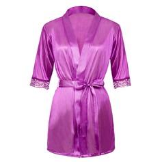 Viskos Fiber Feminin Nattkläder