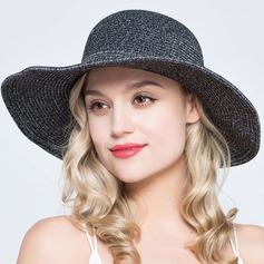 Dames Mode Polyester Disquettes Chapeau
