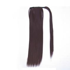 Tout droit cheveux synthétiques Ruban dans les extensions de cheveux (Vendu en une seule pièce) 130g