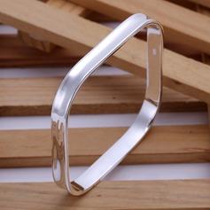 Nice Silver Damer' Mode Armband