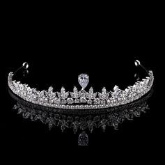 Senhoras Lindo Zircon Diademas com Zirconia cúbico (Vendido em uma única peça)