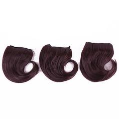 En vrac cheveux synthétiques Tissage en cheveux humains (Vendu en une seule pièce) 60g