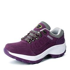 Vrouwen suede met Vastrijgen Sneakers & Sportschoenen