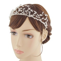 Ladies Glamourous Beads Headbands (Sold in single piece)