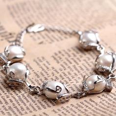 Charmen Pärla Kvinnor Armband