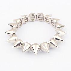 Punk Alloy Ladies' Fashion Bracelets