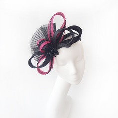 Damer' Elegant Batist med Bowknot Fascinators