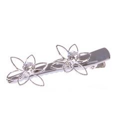 Belle/En forme de fleur Alliage Des peignes et barrettes