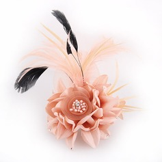 Free-Form Tulle Boutonniere (Sold in a single piece) - Boutonniere