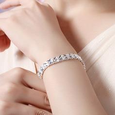 Klassiek Verzilverd Dames Armbanden