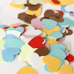 Heart design Paper Little Petals Paper Confetti (Set of 350 pieces)