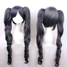 Loose Wavy Synthétique Cosplay / Perruques à la mode 400g