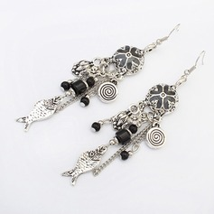 Gorgeous Alloy Acrylic With Acrylic Ladies' Fashion Earrings