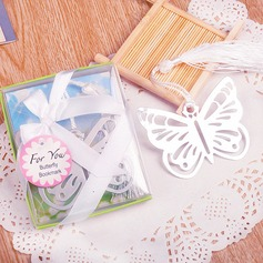 Butterfly Metalli Kirjanmerkkejä jossa Nauhat