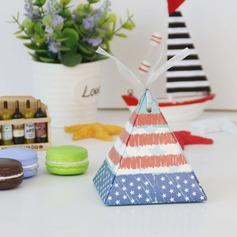 Creativo/Precioso/Simple Otros papel Cajas de regalos con Encajes (Juego de 12)