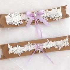 2-Teilig/Elegant/Schöne Hochzeit Strumpfbänder