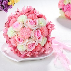 Gorgeous Fabric Bridal Bouquets/Bridesmaid Bouquets -