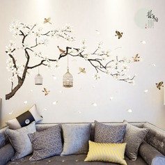 Simple PVC Wall Sticker (Sold in a single piece) (203168048)