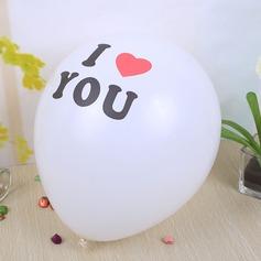 """""""Eu te amo"""" Balão (conjunto de 24)"""