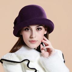 Dames Élégante Coton avec Une fleur Disquettes Chapeau