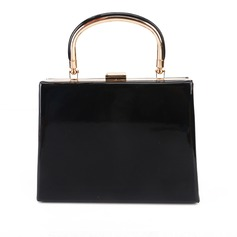 Elegant PU Clutches/Top Handle Bags