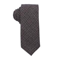 Streifen Wollen Krawatte