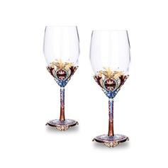 Personlig Elegant/Vakkert Skåle Glass Sett (Sett Av 2)