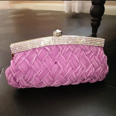 Pretty Satin Clutches/Satchel