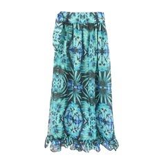 Bohem Blomster Strand kjole