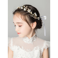 Alloy/Crystal With Flower Headbands (Sold in a single piece) (198204301)