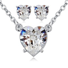 Nice Alloy Zircon Ladies' Jewelry Sets