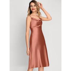 Cuello de Escote Otros colores Vestidos de moda (293237797)