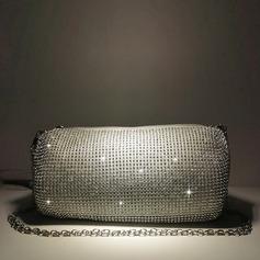 Elegant/Helle/Attraktiv Kristall / Strass Handtaschen/Henkeltaschen/Braut Geld-Beutel/Abendtaschen (012221238)
