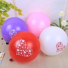 Heart Design Balloon (set of 24) (More Colors)
