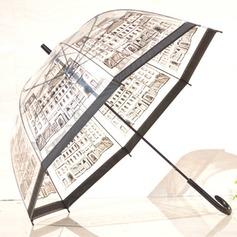 Pvc Bryllup Paraplye