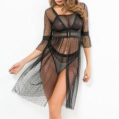 Bridal/Feminine Delicate Polyester Sleepwear