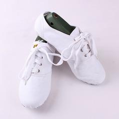 Femmes Toile Ballet Jazz Chaussures de danse