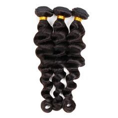 4A Nicht remy Lose Menschliches Haar Geflecht aus Menschenhaar (Einzelstück verkauft) 50g
