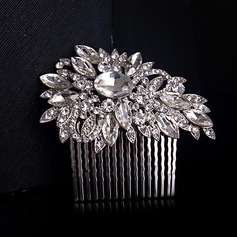 Gorgeous Alloy/Silver Plated Combs & Barrettes