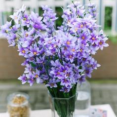 Elegante Pano Flor (Vendido em uma única peça)
