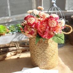 "Simple/Classic ""Beautiful Flower"" Silk Flower Artificial Flowers"